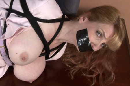 Lorelei in Bondage at Kinky Clips